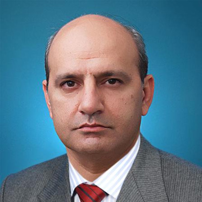 Brig Ishaq Ahmed