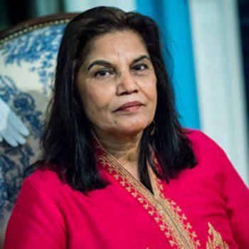 Ambassador (Retd.) Fouzia Nasreen