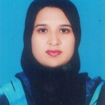 Dr. Khadija Shabbiri