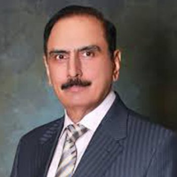 Air Marshal (Retd.) Muhammad Yousaf (Vice Chairman)