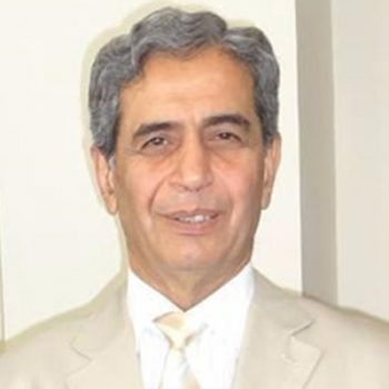 Vice Admiral (Retd.) Rao Iftikhar Ahmed (Chairman)