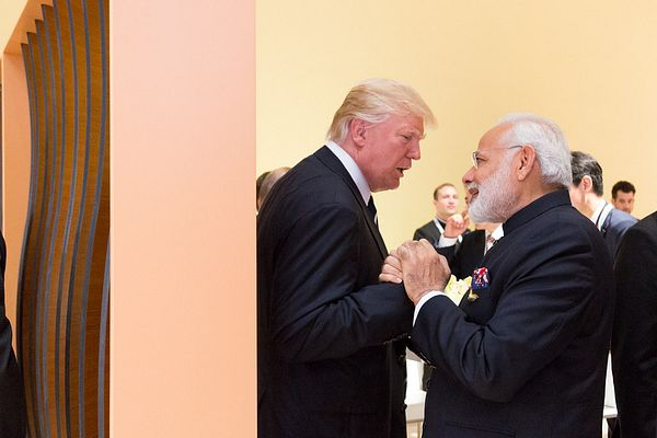 President Trump's Visit to India: Pakistan's Diplomatic Success on Indian Soil